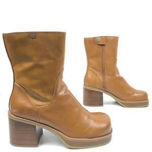 ❗️VTG 90s Y2K Skechers Platform Chunky Boots 9